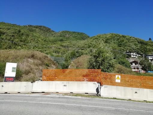 Cantiere al Rospart