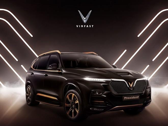 VinFastha annunciato ufficialmenteVinFast President, il modello SUV in edizione limitatadisegnato da Pininfarina