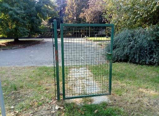 """Area verde in via Terraneo: """"Occorrono interventi urgenti"""""""