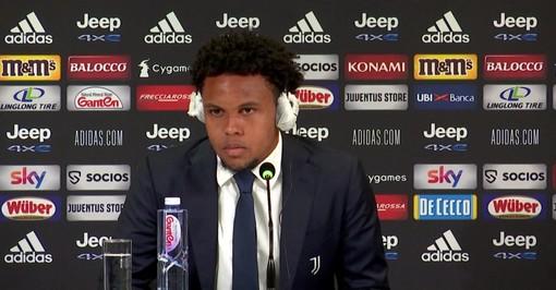 """Juve, McKennie: """"Quando ho saputo che i bianconeri mi cercavano, non ho esitato un attimo. Essere qui è un sogno"""""""