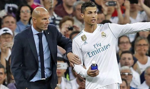 Suggestione Zidane, si ricompone a Torino la coppia con Ronaldo? Dalla Spagna giurano di sì, ma la Juve smentisce