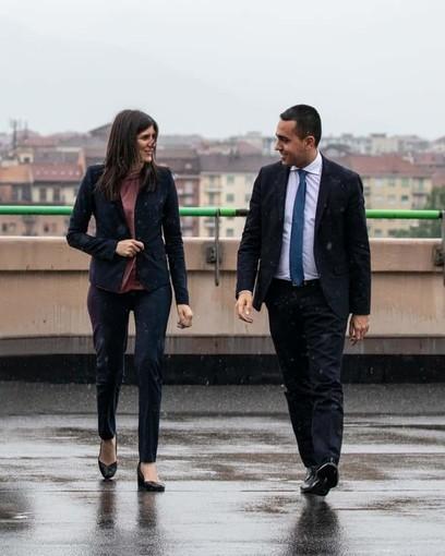 """Di Maio lascia la guida del M5S, Appendino: """"Ti ringrazio per non aver mai mollato: hai dimostrato che bene Italia viene prima di tutto"""""""