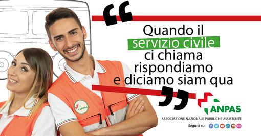 Servizio civile in Anpas; 350 posti disponibili in Piemonte