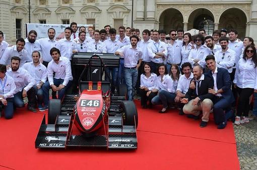 Presentata al Salone dell'Auto la monoposto elettrica fatta da 70 studenti