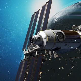 stazione spaziale commerciale