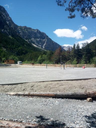Bardonecchia, il ristrutturato camping Valle Stretta apre nuova area camper
