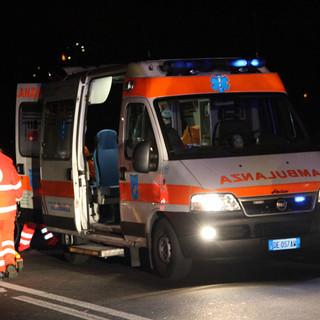 Incidente e Venaria, auto fuori strada: bambina di 5 anni in codice rosso al Regina Margherita