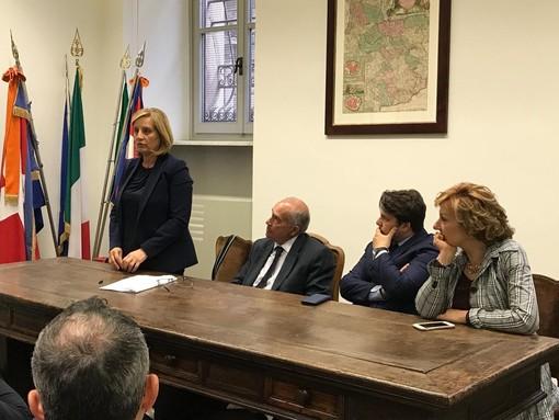 Fedex-Tnt, i lavoratori in odore di licenziamento auditi a Palazzo Lascaris (VIDEO)