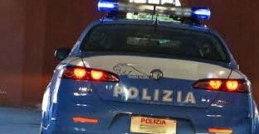 auto polizia - foto di archivio