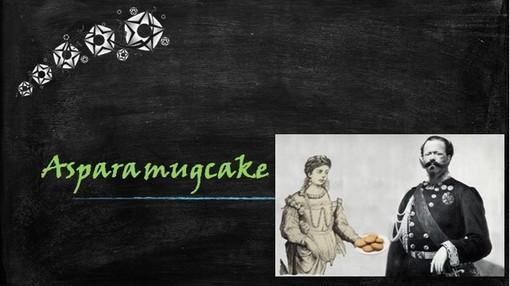Felici & Veloci: la nuova Ricetta AutograFATA di Fata Zucchina, oggi prepariamo Asparamugcake