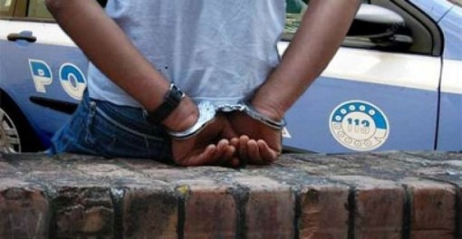Tre cittadini del Gambia arresti della Polizia al Parco del Valentino