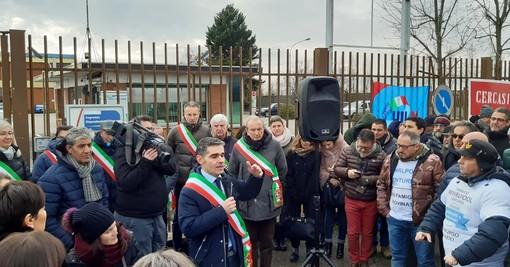 """Embraco, il sindaco di Chieri Sicchiero: """"Ai lavoratori serrvono atti concreti"""""""