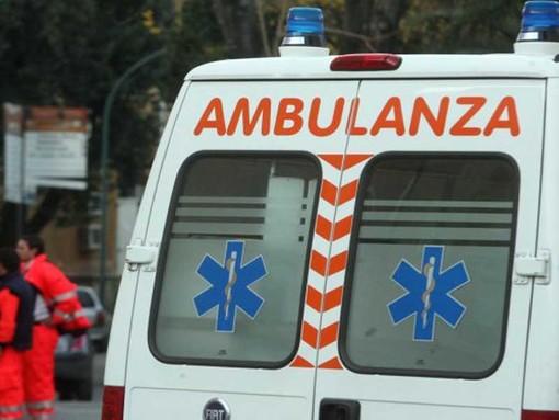 Nichelino, all'alba incidente all'uscita della tangenziale: due le persone ferite