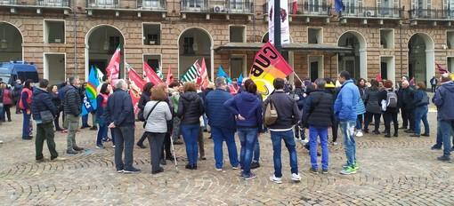 Torino, sciopero dei dipendenti Auchan contro la nuova proprietà Conad