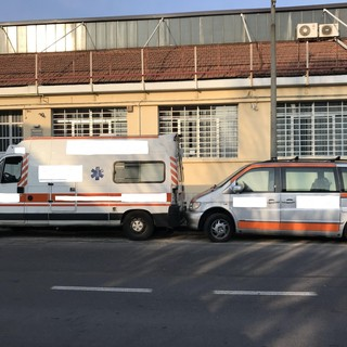Sequestrate cinque ambulanze dalla Polizia Municipale