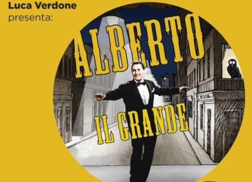 """""""Il Grande Alberto"""" si presenta venerdì alla Residenza Crocetta"""