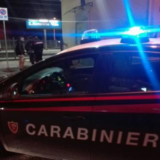 Uomo arrestato dai carabinieri