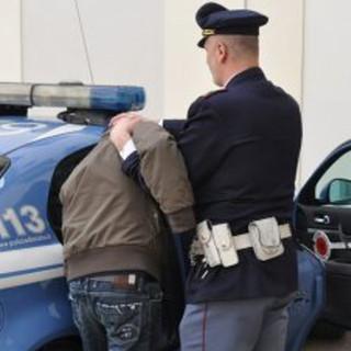 arresto - foto d'archivio