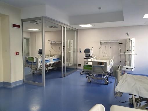 Al Mauriziano nuova area Covid di terapia semi-intensiva pneumologica e internistica
