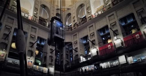Da domani riapre tutti i giorni l'ascensore della Mole Antonelliana