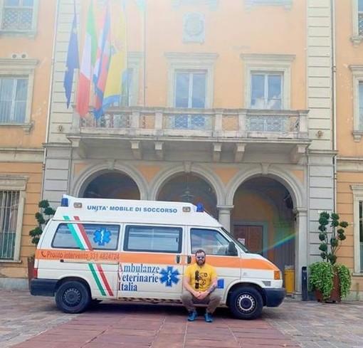 Nichelino, da oggi riparte il servizio di ambulanze veterinarie