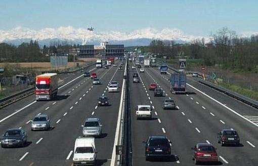Modifiche alla viabilità sul raccordo autostradale Torino-Caselle
