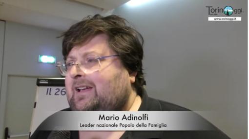 """Adinolfi tira la volata al Popolo della Famiglia: """"Boero bravissimo, reddito di maternità sostituisca quello di cittadinanza"""""""