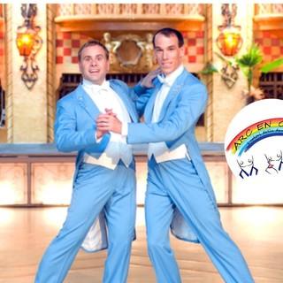 Valzer e mazurca arcobaleno: a Torino il primo corso di ballo liscio e da sala LGBT