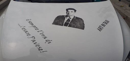 art in taxi - cesare pavese