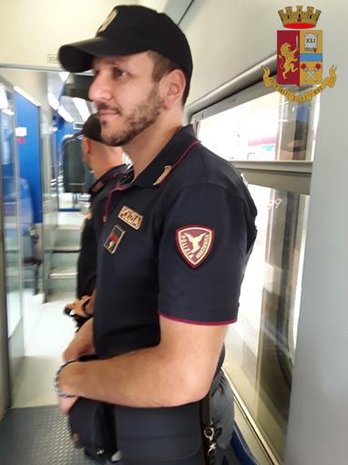 Pinerolo, 26enne romeno denunciato dalla Polfer per interruzione di pubblico servizio
