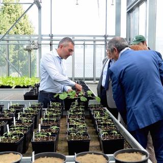 Grugliasco, il Centro di innovazione agroambientale debutta nelle Giornate del Fai