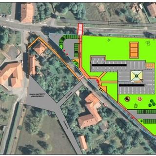 Un nuovo polo scolastico per Caprie: pronto il progetto