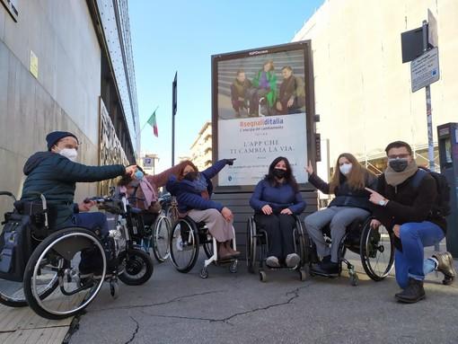 A Torino l'app che rende sicura la mobilità delle persone con disabilità