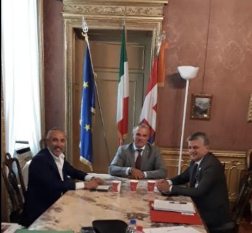 Cooperazione transfrontaliera Italia-Francia: nasce un tavolo permanente tra Liguria, Piemonte e Valle d'Aosta