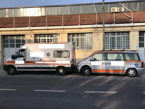 Sequestrate cinque ambulanze dalla Polizia Municipale