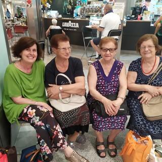 """Una """"piantina del sorriso"""" in dono agli anziani di Torino"""