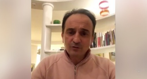 """Il Governatore Cirio: """"Grazie alle misure restrittive, in Piemonte abbiamo evitato almeno 300 ricoveri"""" (VIDEO)"""