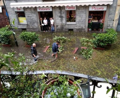 acqua alta in Borgo Dora