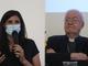 Chiara Appendino e Cesare Nosiglia