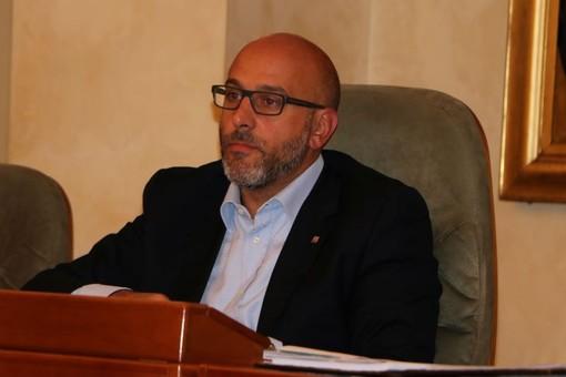 Il presidente del Consiglio regionale del Piemonte, Stefano Allasia