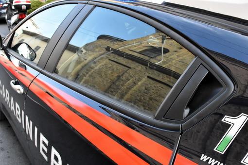 auto dei carabinieri - foto d'archivio