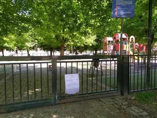 Anche a Venaria i bambini dovranno portare ancora pazienza: niente aree gioco fino al 25 maggio