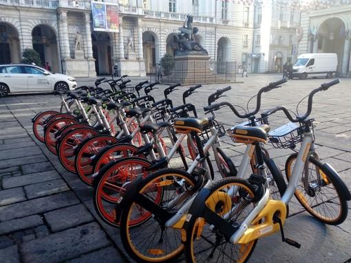 "Bike sharing ""fai da te"" a Torino: denunciato"