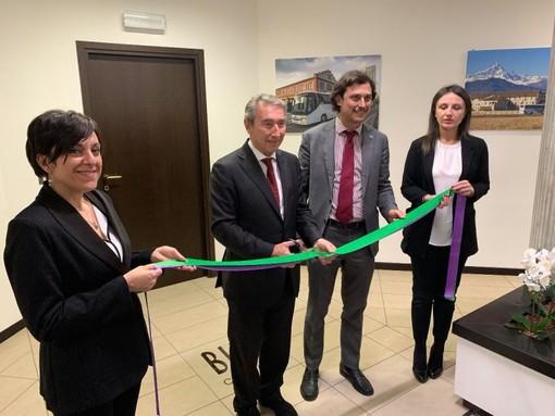 Bus Company inaugura a Settimo un hub del trasporto da 15mila metri quadri