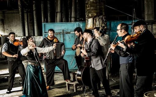 La Barcelona Gipsy balKan Orchestra all'Hiroshima Mon Amour di Torino