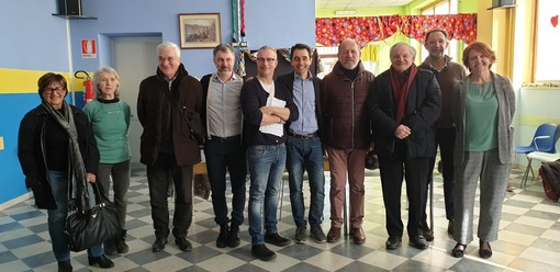 Venaria verso le urne per le amministrative: è Alessandro Brescia il terzo candidato sindaco [VIDEO]