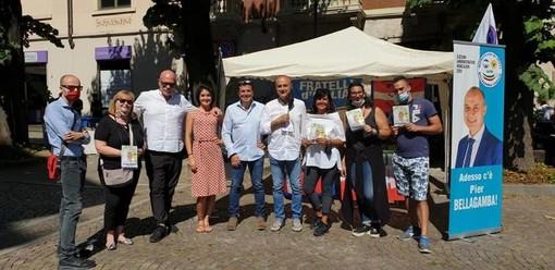 Elezioni a Moncalieri, l'agenda di Pier Alessandro Bellagamba