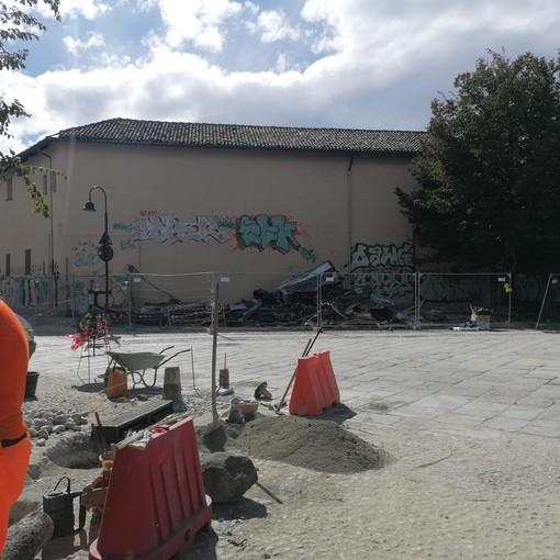 Borgo Dora, demoliti i bagni di Canale Molassi