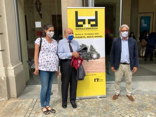 """Biennale Democrazia torna a Torino, Zagrebelsky: """"Interroghiamo le crisi di oggi"""""""