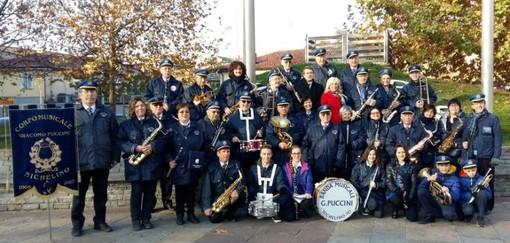 """Stupinigi, oggi pomeriggio alla Palazzina di Caccia si festeggiano i 150 anni della banda """"Puccini"""""""